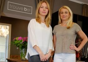 Isabel Thielen und Larissa Lauter