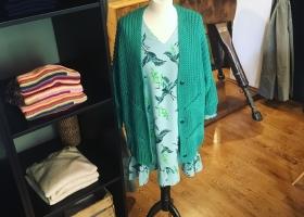 Farbenfrohe Kleider